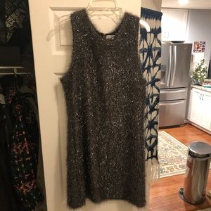 French Connection Fuzzy Dress